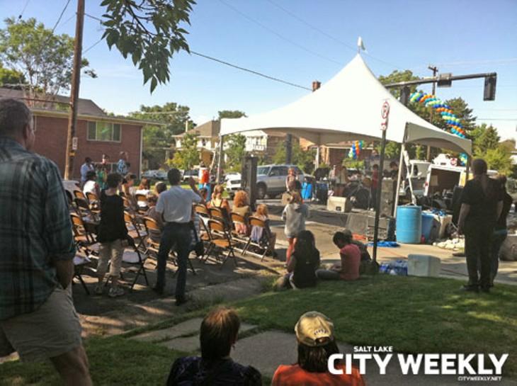 2011 Avenues Street Fair (9.10.11)