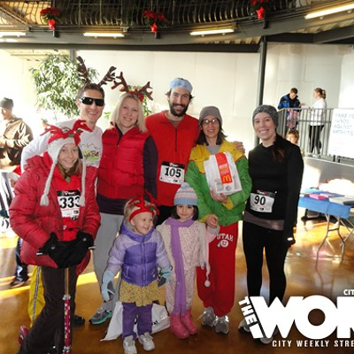 2011 Jingle Bell Walk/Run for Arthritis (12.3.11)