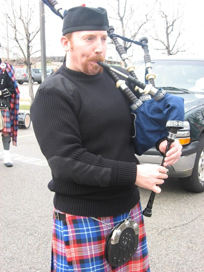 2011 St. Patrick's Day Parade: 3/12/11