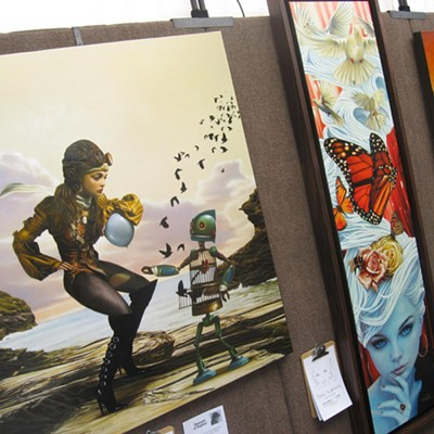 2011 Utah Arts Festival - Day 1: (6/23/11)