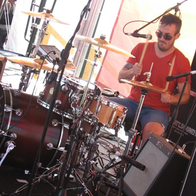 2011 Utah Arts Festival - Day 4: (6/26/11)