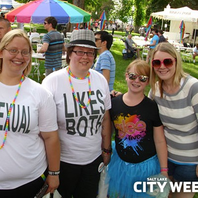 2011 Utah Pride Festival by The Word (6.4.11)