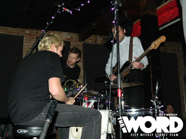 2012 CWMA: Showcase at Bar Deluxe (2.10.12)