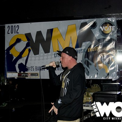 2012 CWMA: Showcase at Wasted Space (2.3.12)