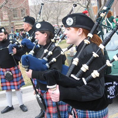 2012 St. Patrick's Day Parade: 3/17/12