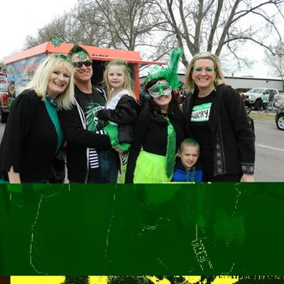 2012 St. Patrick's Day Parade (3.17.12)