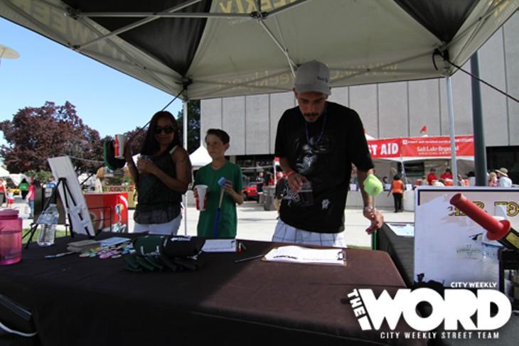 2013 Utah Arts Festival (6/20-6/23)