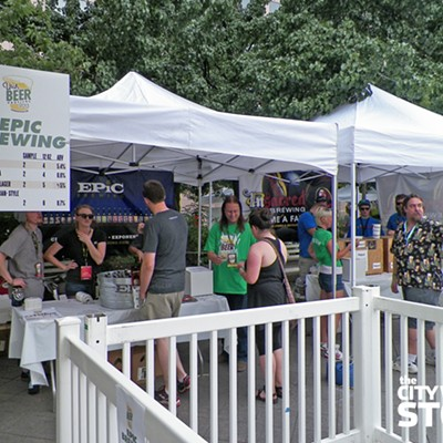 2013 Utah Beer Festival by The City Weekly Store