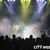 2014 CWMA | First Five Bands 2.22.14