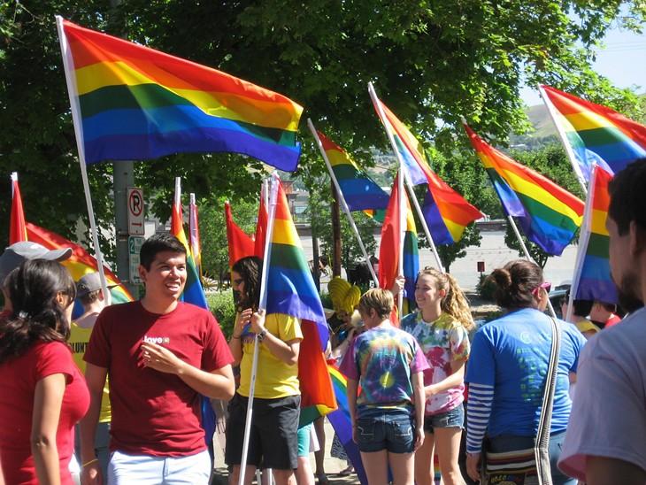 2014 Utah Pride Festival: 6/8/14