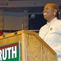 5 Spot | Cynthia McKinney, 2008 presidential Green Party candidate