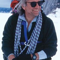 5 Spot   Peter Potterfield, author of Classic Hikes of the World