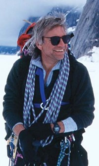 5 Spot   Peter Potterfield, author of <i>Classic Hikes of the World</i>