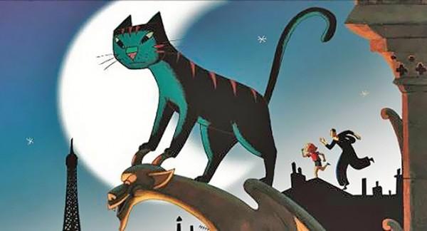 A Cat in Paris - TUMBLEWEEDS FILM FESTIVAL