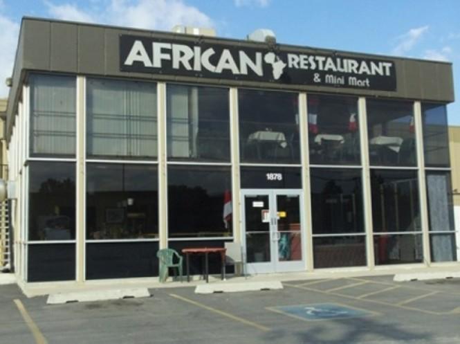 African restaurant mini mart slc west side african for African cuisine restaurants
