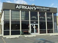 African Restaurant & Mini Mart in Salt Lake City