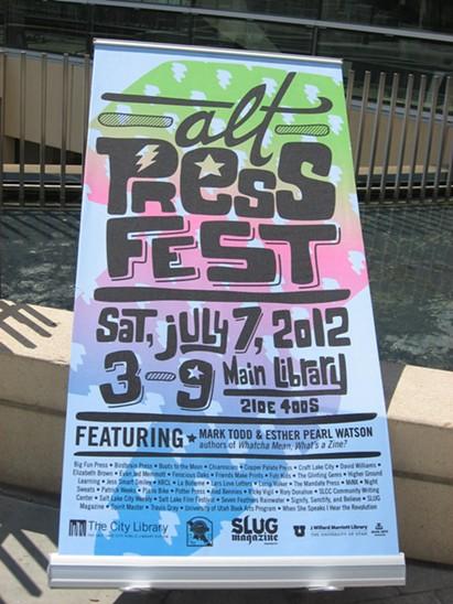 Alt Press Fest 2012: 7/7/12