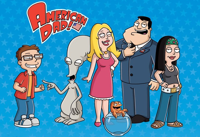 American Dad! (TBS)