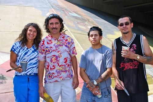 Amy McDonald, Jimmy Lucero, Juan Carlos Andrade, Robert Smuin - PAUL DEROSE