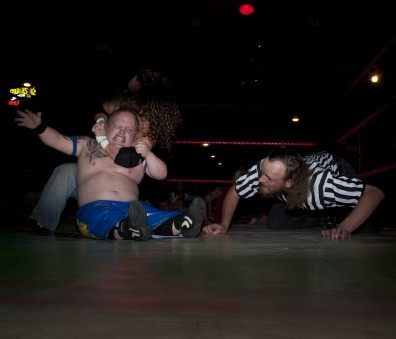Share your midget wrestling tryouts