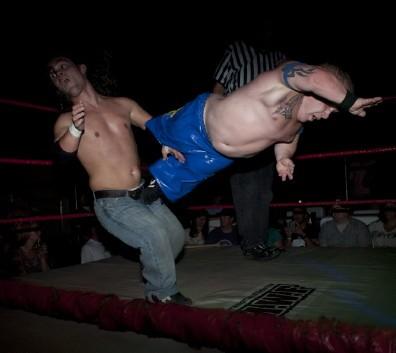 Midget wrestling on spike tv