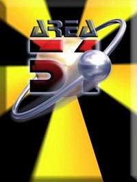 Area 51 Club in downtown Salt Lake City