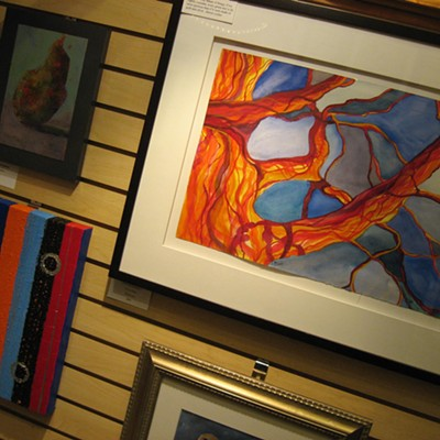 Art At The Main: 12/6/13