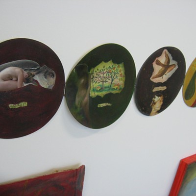 Artspace Commons Gallery - Sleepictures: 11/30/10