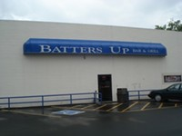 Batters Up Restaurant and Sports Bar in Salt Lake City