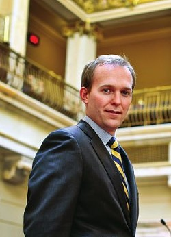 Before becoming Salt Lake County Mayor, then Sen. Ben McAdams, D-SLC, sponsored LGBT nondiscrimination legislation in 2011 and 2012