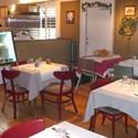 Beignets at Peloton's Cafe, Harvest Restaurant's Winter Menu, Visconti House