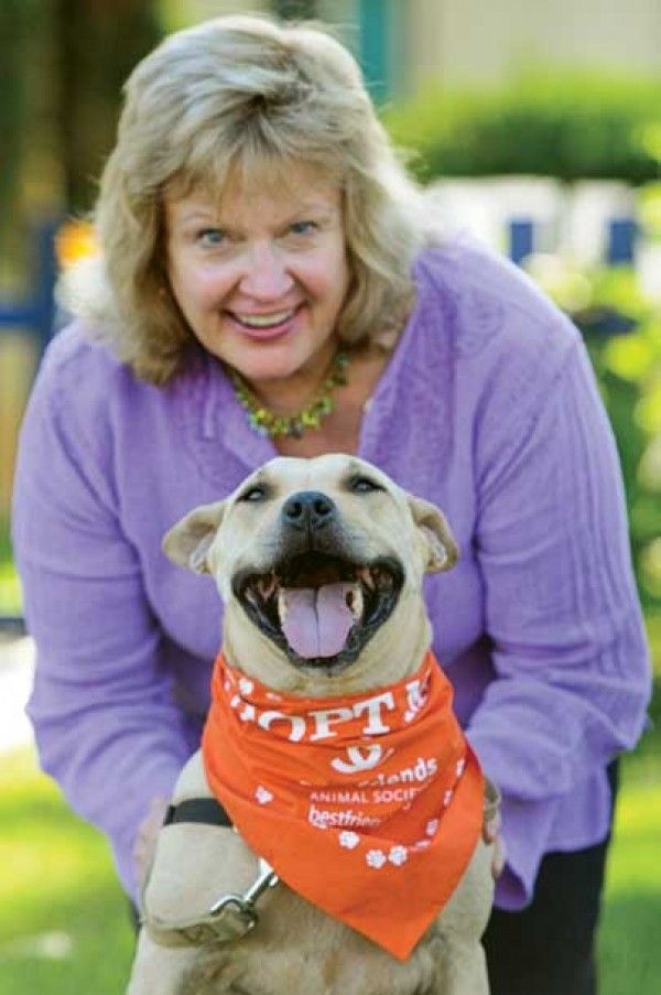 Best Friends Animal Society senior legislative attorney Ledy VanKavage - COURTESY LEDY VANKAVAGE