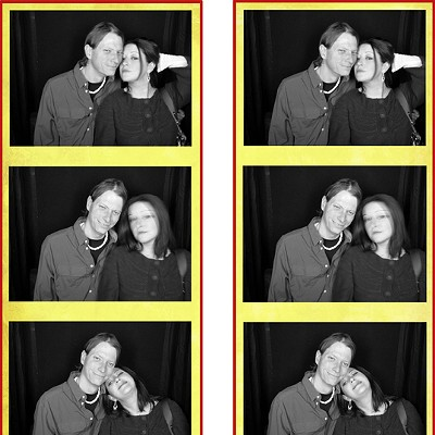 Best of Utah Party 2010 - Photobooth