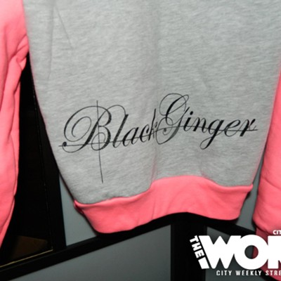 Black Ginger Clothing Club Night (1.5.13)