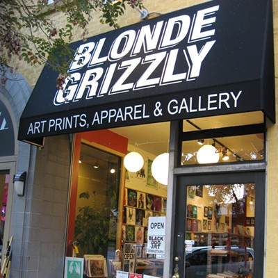 Blonde Grizzly: 10/19/12