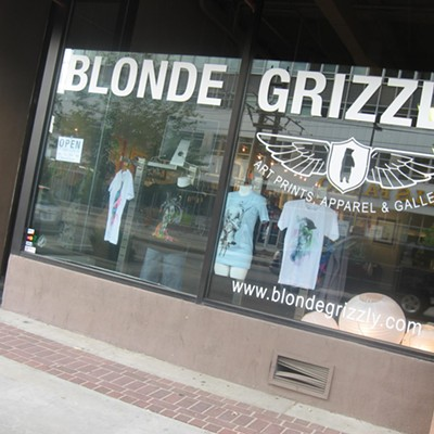 Blonde Grizzly: 7/16/10