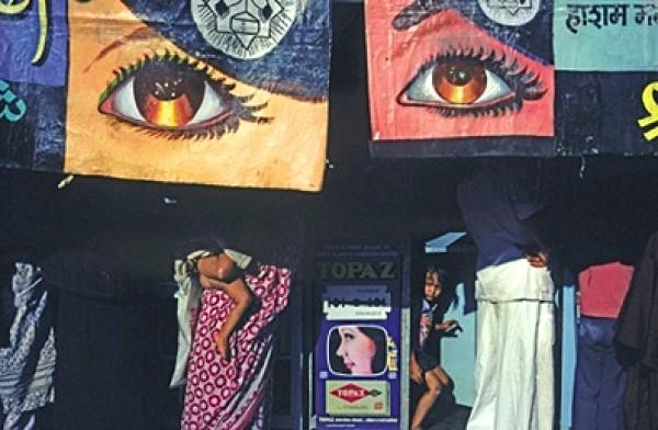 'Bombay, India, 1981' - ALEX WEBB