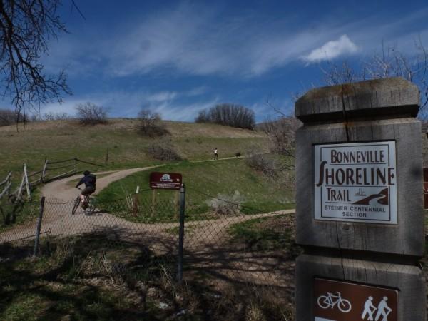 Bonneville Shoreline Trail - KATHERINE PIOLI