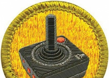 Boy Scout Video Game Merit Badge