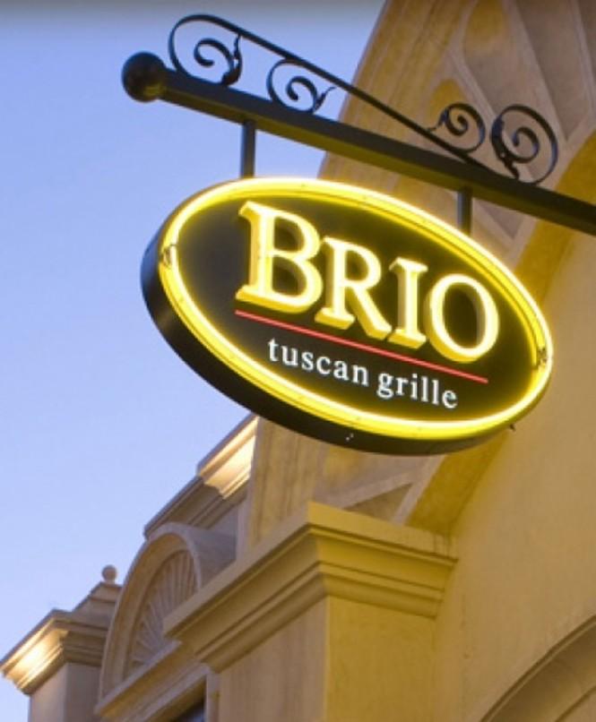 Brio Restaurants Menu