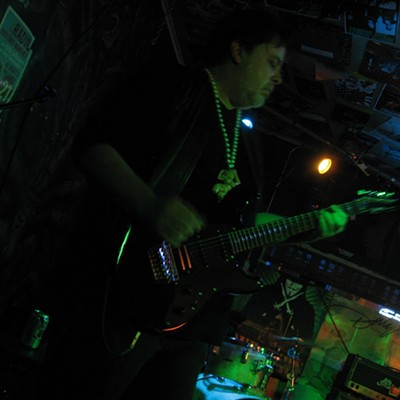 Burt's Tiki Lounge: 12/31/12