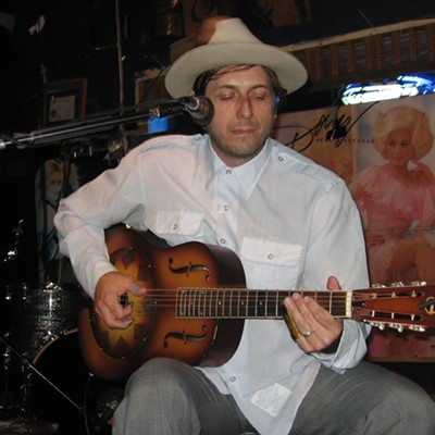 Burt's Tiki Lounge: 3/23/12