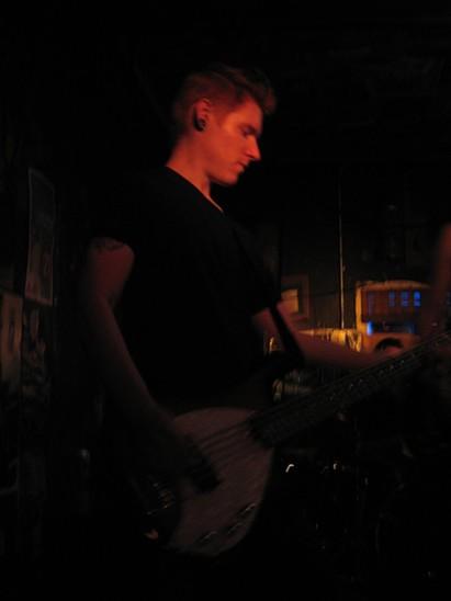 Burt's Tiki Lounge: 7/8/11
