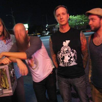 Burt's Tiki Lounge: 8/11/12