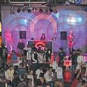 Burt's Tiki Lounge, Jamdance, Bliss & The Rail