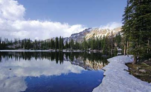 BUTTERFLY LAKE - BY JOE TORDIFF