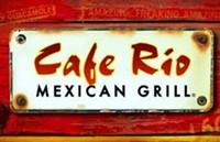Cafe Rio Restaurant in Salt Lake City