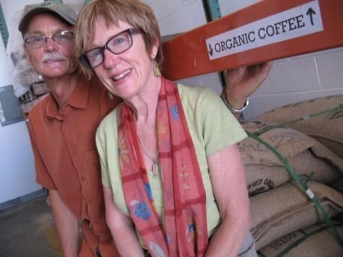 Caffe Ibis' Randy Wirth & Sally Sears