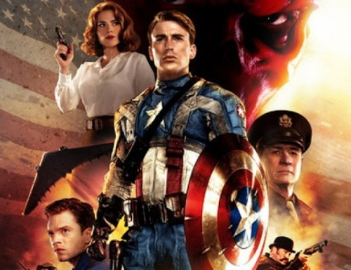 Captain America: The First Avenger - PARAMOUNT/MARVEL