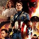 Captain America, A Little Help